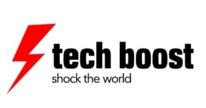 tech boostのロゴ