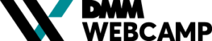DMM WEBCAMP(ウェブキャンプ)のロゴ