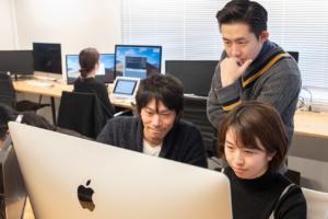 デジタルハリウッドSTUDIO by LIGの教室での指導