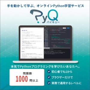 PyQ(パイキュー)