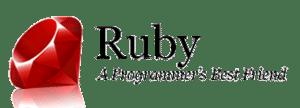 プログラミング言語・Rubyのロゴ